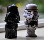 Vader and Stormtrooper